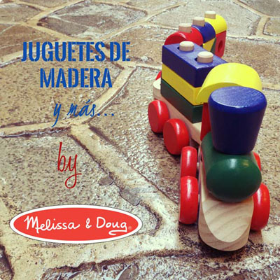 En Madera DougJuguetes Melissaamp; De Little My Place m8yN0nOvwP
