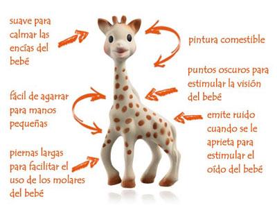 mordedor-sophie-la-jirafa-caracteristicas