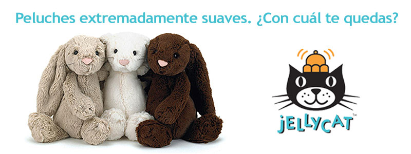 peluches de jellycat tienda online espana