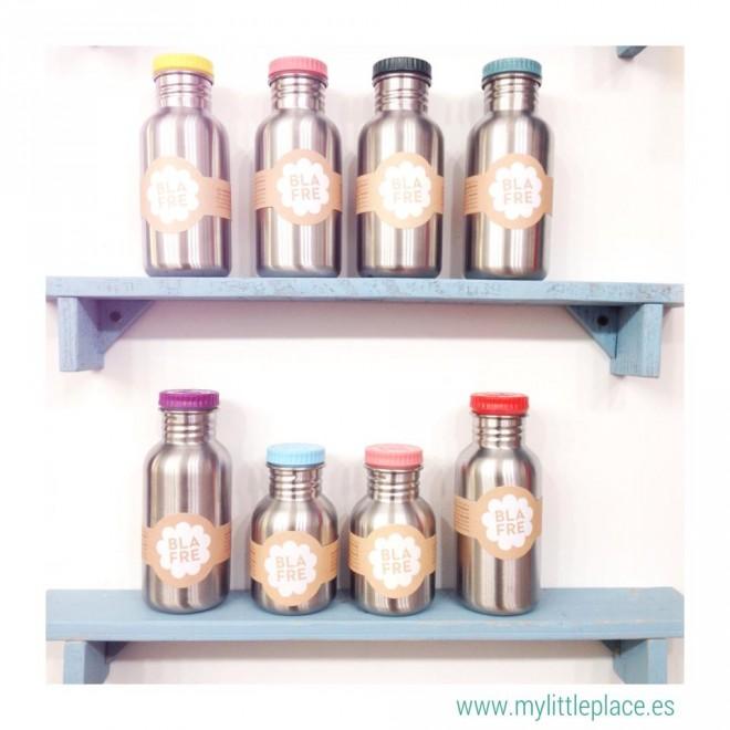 botellas de acero inoxidable para niños