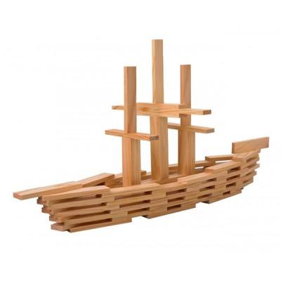 bloques de madera kappa