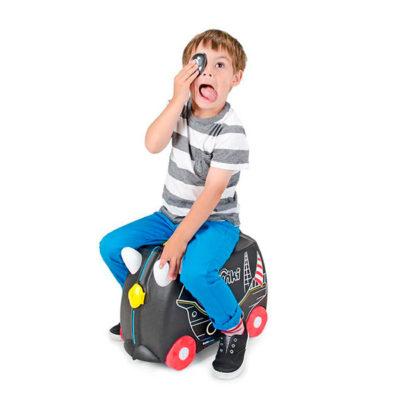 Maletas viaje trunki con ruedas