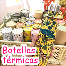 2 Botellas Termicas