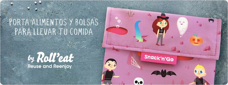 Roll-Eat-Porta-Alimentos